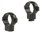 LEUPOLD Standard 1-inch, High, Gloss Rings