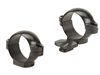 LEUPOLD Standard 1-inch, Low Extension, Gloss Rings