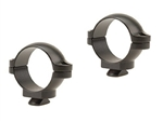 LEUPOLD Dual Dovetail 1-inch, Low, Matte Rings
