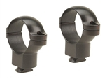 LEUPOLD Dual Dovetail 1-inch, High, Matte Rings