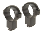 LEUPOLD Dual Dovetail 1-inch, Super High, Matte Rings
