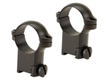 LEUPOLD Sako 1-inch, Super High, Matte Ringmounts