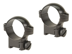 LEUPOLD Sako 1-inch, Medium, Gloss Ringmounts