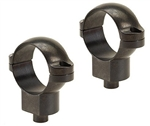 LEUPOLD Quick Release 1-inch, High, Gloss Rings