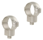 LEUPOLD Quick Release 1-inch, High, Silver Rings