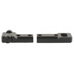 LEUPOLD Remington 700, Standard, Long Action, Reversible Front, 2 Piece Matte Base