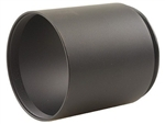 "LEUPOLD 2.5"" Matte Alumina 50mm Sunshade (fits 2004 and newer 50mm objective scopes except LPS, VX-L, VX-7L and VX-3L)"