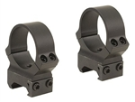LEUPOLD Permanent Release Weaver Style 30mm, High, Matte Rings