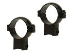 "LEUPOLD Rimfire 3/8"", High, Gloss Ringmounts"