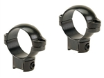 "LEUPOLD Rimfire 3/8"", Medium, Gloss Ringmounts"