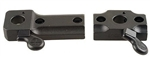 LEUPOLD Remington 10/110, Quick Release Round Receiver, 2 Piece, Gloss Base