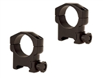 LEUPOLD Mark 4 30mm, High, Matte (Steel) Rings