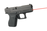 LASERMAX Glock Model 43/43X/48 Red Guide Rod Laser