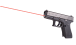 LASERMAX Glock Gen 5 Model 19/19 MOS/19X/45 Red Guide Rod Laser