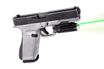"LASERMAX Spartan 1 3/4"" Rail & Up Mount Green Laser/Light"