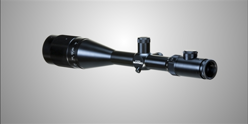 NIGHTFORCE Benchrest 12-42x56mm (Matte) 30mm Tube AO (1/8 MOA) with NP-R2 Reticle (C104)
