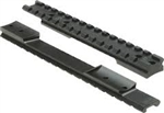 NIGHTFORCE Base - HS 700 SA - 1 pc. - 40 MOA (8-40 screws)