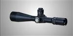 NIGHTFORCE B.E.A.S.T. 5-25x56mm (Matte) 34mm Tube SF (DigIllum Mil-R Reticle) 2x High Speed ZeroStop i4F Elevation Knob Front Focal Plane & 0.1 Mil-Radian Knobs (C448)