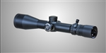 NIGHTFORCE NXS 2.5-10x42mm (Matte) 30mm Tube SF (1/4 MOA) with MOAR DigIllum Reticle (C459)