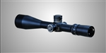 NIGHTFORCE NXS 3.5-15x50mm (Matte) 30mm Tube SF (0.1 Mil-Radian Knobs) with Mil-R Reticle & 2x High Speed Zero Stop Elevation Knob (C527)