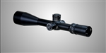 NIGHTFORCE NXS 5.5-22x50mm (Matte) 30mm Tube SF (0.1 Mil-Radian Knobs) with ZeroStop & Mil-Dot Reticle (C196)