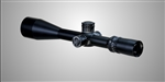 NIGHTFORCE NXS 5.5-22x50mm (Matte) 30mm Tube SF (0.1 Mil-Radian Knobs) with ZeroStop & Mil-R Reticle (C529)