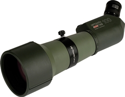 OPTOLYTH TBS 100 APO/HD (Optolyth Spotting Scope Works Package: (Includes Optolyth 100mm Angled Spotting Scope Body, 30-60X Eye Piece and 45X MOA Reticle Eye Piece & Rugged Hard Case)