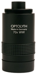 OPTOLYTH 70X/105 Wide Angle (Eyepiece Only, 65mm/80mm/100mm)