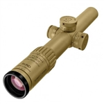 SCHMIDT & BENDER Police Marksman II ShortDot 1.5-8x26 FFP (CCW) 1 cm/.1 Mil (CQB Reticle) (FlashDot Illuminated) (34mm Tube) (RAL8000)