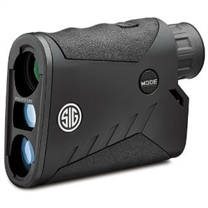 SIGARMS KILO1000 5x20mm Laser Range Finding Monocular, HT-LCD Display