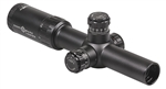 SIGHTMARK Core TX 1-4x24mm 1/2 MOA (30mm) Ill. DCR Sual Chamber Ret