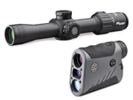 SIG SAUER Sierra3BDX Combo Kit with 2.5-8x32mm Riflescope & KILO1600 6x22mm Rangefinder