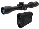 SIG SAUER Sierra3BDX Combo Kit with 4.5-14x44mm Riflescope & KILO1800BDX 6x22mm Rangefinder