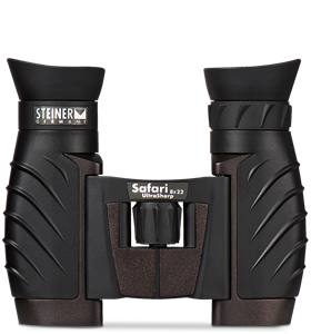 STEINER 8x22mm Safari UltraSharp Binoculars