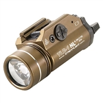 STREAMLIGHT TLR-1 HL Rail Mount Tactical Light - Flat Dark Earth Brown