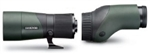 SWAROVSKI 65mm Modular HD Objective & Swarovski STX 25-60X Modular Straight Eyepiece  Works Package