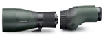 SWAROVSKI 85mm Modular HD Objective with Swarovski STX 25-60X Modular Straight Eyepiece