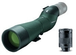 SWAROVSKI STS-80 HD Straight Spotting Scope (80mm Body) & 20-60X Vario Eye Piece