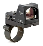 TRIJICON RMR LED 8.0 MOA Red Dot with RM36 ACOG Mount (fits only 1.5x, 2x and 3x ACOG)