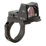 TRIJICON RMR LED 8.0 MOA Red Dot with RM38 ACOG Mount (fits only 3.5x, 4x and 5.5x ACOG)