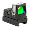 TRIJICON RMR Dual Illuminated 9.0 MOA Amber Dot Sight with RM34W Weaver Rail Mount