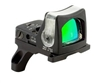 TRIJICON RMR Dual Illuminated 9.0 MOA Amber Dot Sight with RM35 ACOG Mount (fits only TA01NSN ACOG)