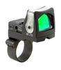 TRIJICON RMR Dual Illuminated 9.0 MOA Amber Dot Sight with RM36 ACOG Mount (fits only 1.5x, 2x and 3x ACOG)