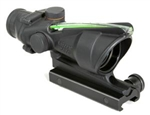 TRIJICON ACOG 4x32mm Dual Illuminated Green Doughnut .223 Ballistic Reticle (Price Includes Free Flat Top Adapter�Save $69.95)