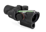 TRIJICON Compact ACOG 1.5x16mm Green Circle Dot with short M16 base Housing