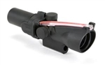 TRIJICON Compact ACOG 1.5x24mm with M16 base, Red Triangle Reticle