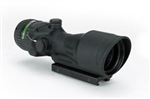 TRIJICON ACOG 6x48mm Dual Illuminated Green Chevron .308 Ballistic Reticle with TA75 Adapter