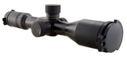 TRIJICON TARS 3-15x50mm Matte MIL Adjusters (34mm tube) Duplex Reticle (Includes: sunshade, set of flip covers and lens pen)