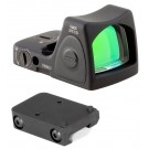 Trijicon RMR Adjustable 3.25 MOA Red Dot With RM33/ Mount