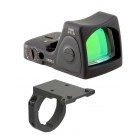 Trijicon RMR Adjustable 3.25 MOA Red Dot With RM38/ Mount
